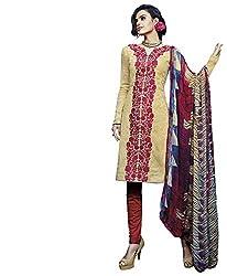 Pakistani Lawn Cotton Jinaam Salwar Kameez