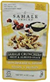 Sahale Snacks Crunchers, Cranberries, Sesame Seeds + Honey, 4-Ounce
