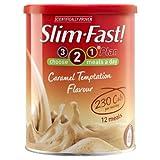 Slim Fast Powder Caramel Temptation - 438 g