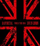 LIVE IN LONDON -BABYMETAL WORLD TOUR 2014- [Blu-ray]