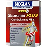 Bioglan 3-in-1 Glucosamine Plus Chondroitin and MSM