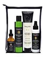 Philip B. Four Step Hair and Scalp Treatment Kit - Paraben Free