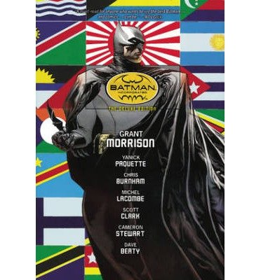 [(Batman Incorporated )] [Author: Grant Morrison] [Aug-2013]