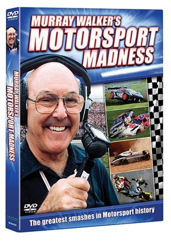Murray Walker's Motorsport Madness [DVD]