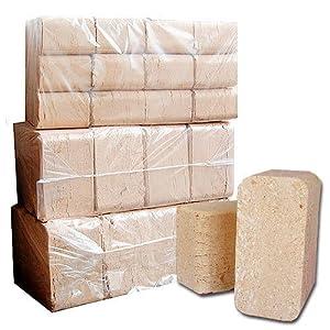 RUF Buchenbrikett Holzbrikett 100% Buche Buchenholz Brikett Hartholz ohne chemische Bindemittel (120kg)  BaumarktKundenbewertung und Beschreibung