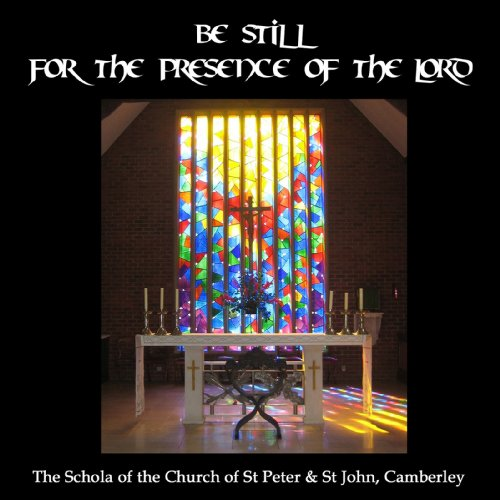 be-still-for-the-presence-of-the-lord