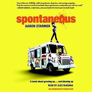 Spontaneous Audiobook