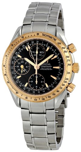 Omega Men's 323.21.40.44.01.001 Speedmaster Tachymeter Watch