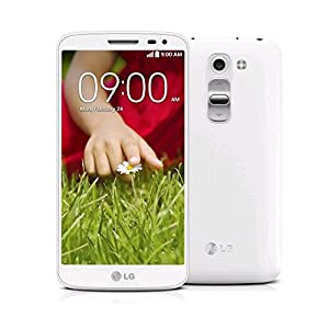 LG G2 Mini D620R 8GB 4G LTE Unlocked GSM Android Quad-Core Smartphone - White