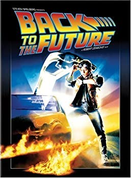 "Cover of ""Back to the Future"""