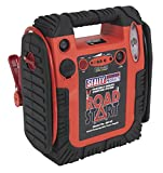 Sealey RS132 12V 900A Emergency Power Pack with Air Compressor
