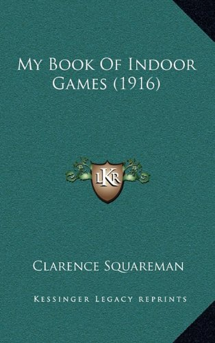 My Book of Indoor Games (1916)