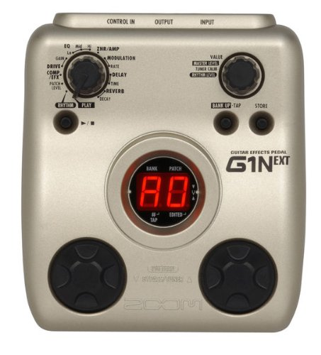 G1N ZOOM Multi-Effects for guitar (Japan Import)