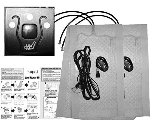 kupai quadratisch 3 dateien switch ist taste stil auto heizung kissen auto sitz heizung pad. Black Bedroom Furniture Sets. Home Design Ideas