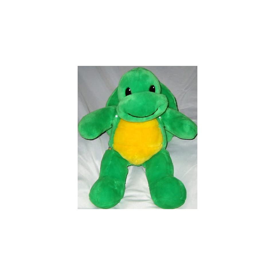 Limited Edition Build A Bear Turtle Plush