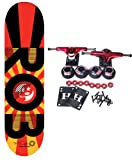 ALIEN WORKSHOP ROB DYRDEK Skateboard Complete RISING RED 7.75