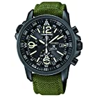 Seiko Men's SSC295 Analog Display Analog Quartz Green Watch