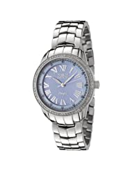 Invicta Women's 0612 Angel Collection Diamond Stainless Steel Watch