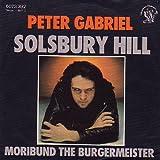 Peter Gabriel - Solsbury Hill - Charisma - 6073 392