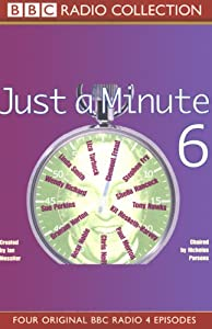 Just a Minute 6 Radio/TV Program