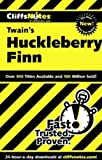 img - for CliffsNotes on Twain's The Adventures of Huckleberry Finn (Cliffsnotes Literature Guides) book / textbook / text book