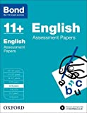 Sarah Lindsay Bond 11+: English: Assessment Papers: 8-9 years