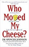 Who Moved My Cheese (0091816971) by Johnson, Spencer