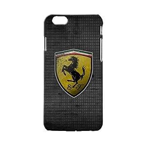 BLUEDIO Designer 3D Printed Back case cover for Apple Iphone 6/ 6s - G6849