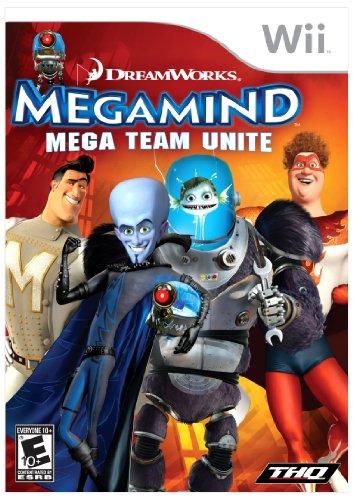 Megamind - Mega Team Unite - Nintendo Wii - 1