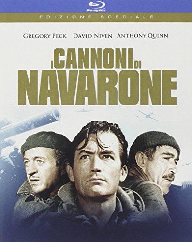 I cannoni di Navarone [Blu-ray] [IT Import]