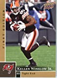 2009 Upper Deck First Edition Football Card # 138 Kellen Winslow Buccaneers Mint Condition