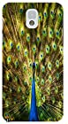 Beautiful Peacock Cell Phone Cases Design Special For Samsung Galaxy Note 3 No.8