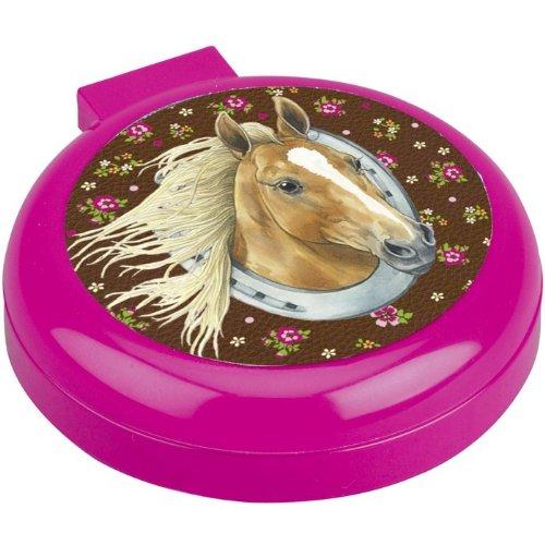 amigos-de-los-caballos-cepillo-espejo-bolsillo-de-la-coleccion-de-los-amigos-de-los-caballos