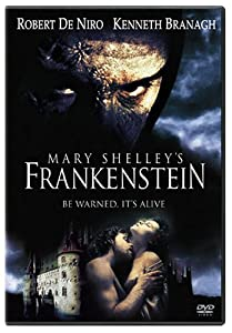 Mary Shelley's Frankenstein from Sony Pictures Home Entertainment
