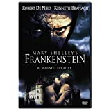 Mary Shelley&#39;s Frankenstein (Full Screen)by Robert De Niro