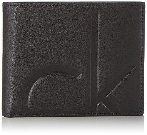 Calvin Klein Clark 5Cc Coin Borsa, Uomo, Colore Black 1