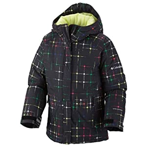 Columbia Sportswear Insulated Triple Run Jacket - Toddler Girl's