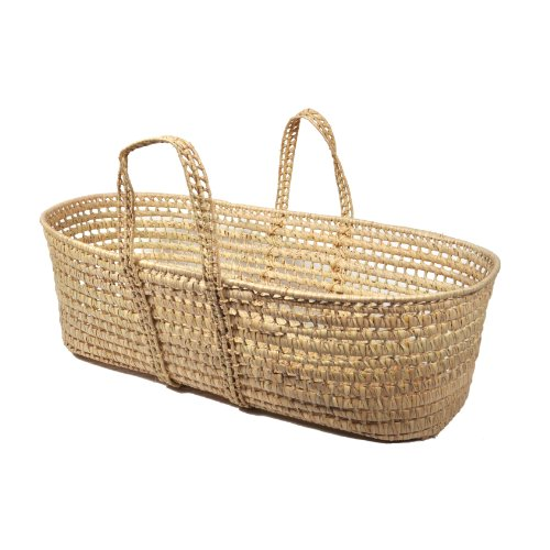 Best Buy! Tadpoles All Natural Organic Moses Basket
