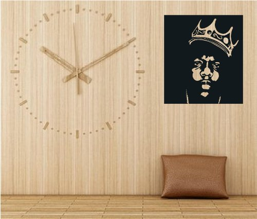 Notorious B.I.G. Style 2 wall decal sticker home décor 23
