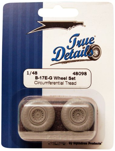 True Details TD48098 B-17E-G Wheel Set