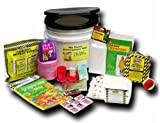 Earthquake Survival Emergency Kit for Kids