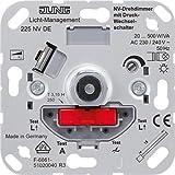 Jung 225NVDE NV-Drehdimmer mit Druck-Wechselschalter - Best Reviews Guide