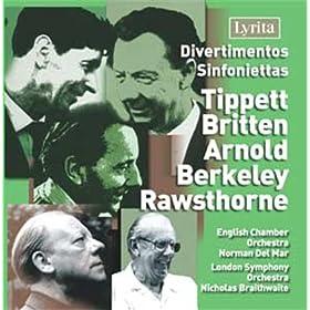 Divertimentos & Sinfoniettas