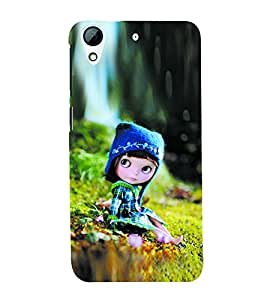 Vizagbeats Baby Doll Back Case Cover for HTC Desire 728g Dual::HTC Desire 728G::HTC Desire 728