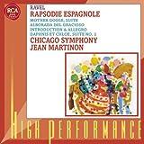 Rapsodie espagnole; Daphnis et Chloé: Suite No. 2; Others