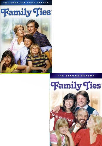 Family Ties - The Complete First Season (Boxset) / Complete Second Season (2 Pack)