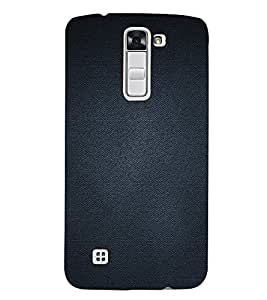 perfect print Back cover for LG K7