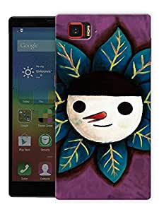 "Pinocchio Nose Printed Designer Mobile Back Cover For ""Lenovo Vibe Z2 Pro K920"" By Humor Gang (3D, Matte Finish, Premium Quality, Protective Snap On Slim Hard Phone Case, Multi Color)"