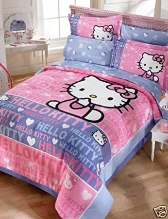 Shopping Online Deals Adorable Hello Kitty Bedroom Sets For Girls Bedrooms