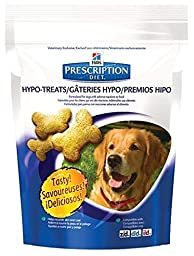 Hills Hypoallergenic Dog Treats 12 oz